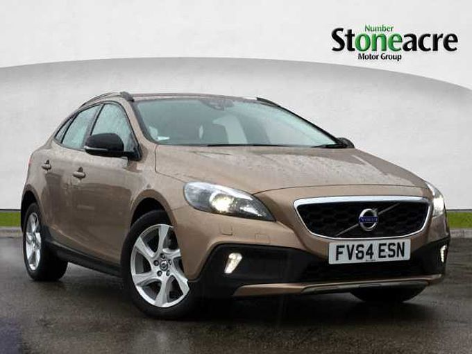 Volvo V40 1.6 D2 Cross Country Lux 5-Door Hatchback