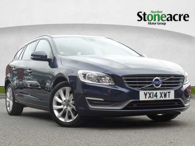 Volvo V60 2.0D D4 (181bhp) Business Edition (S/S) 5-Door