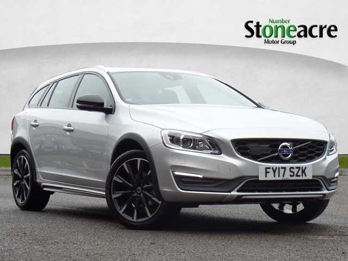 Volvo V60 CC D4 Cross Country Lux Nav Automatic