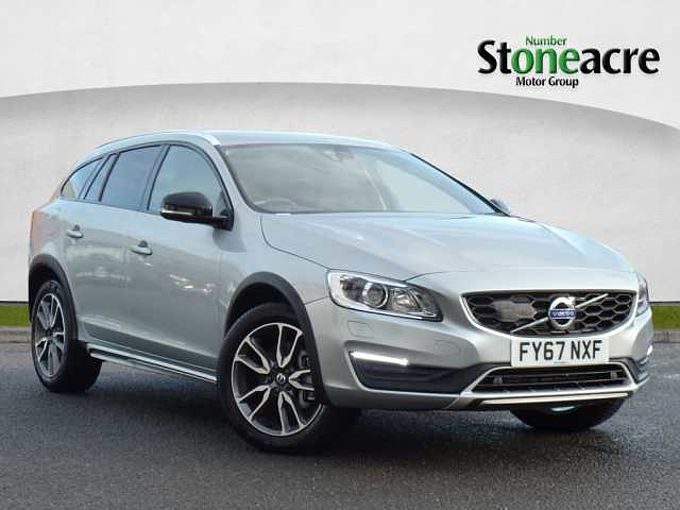 Volvo V60 CC D4 AWD Cross Country Lux Nav Automatic