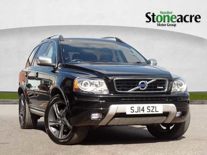 Volvo XC90 D5 AWD (200 PS) R-Design Geartronic Nav