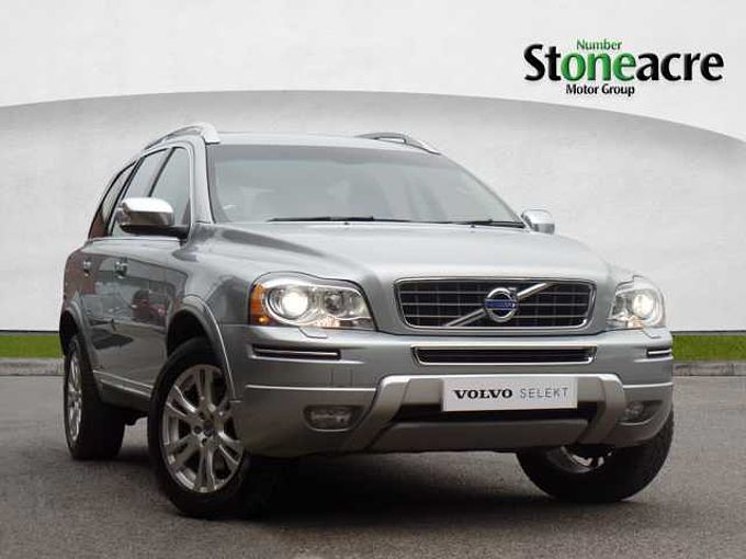 Volvo XC90 D5 AWD (200PS) SE Lux Geartronic