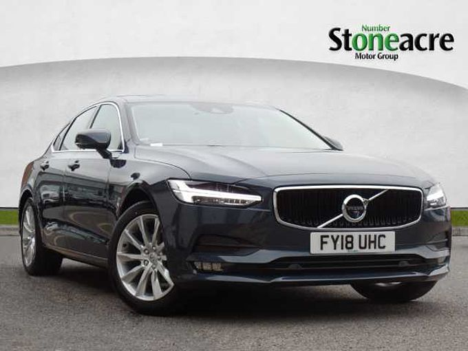 Volvo S90 D4 Momentum Pro Automatic Xenium Pack, Blis, Power Sunroof, Full Leather
