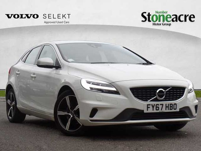 Volvo V40 T2 R-Design Manual Next 2 Volvo Services Free, Winter Pack, Full LED Headlights