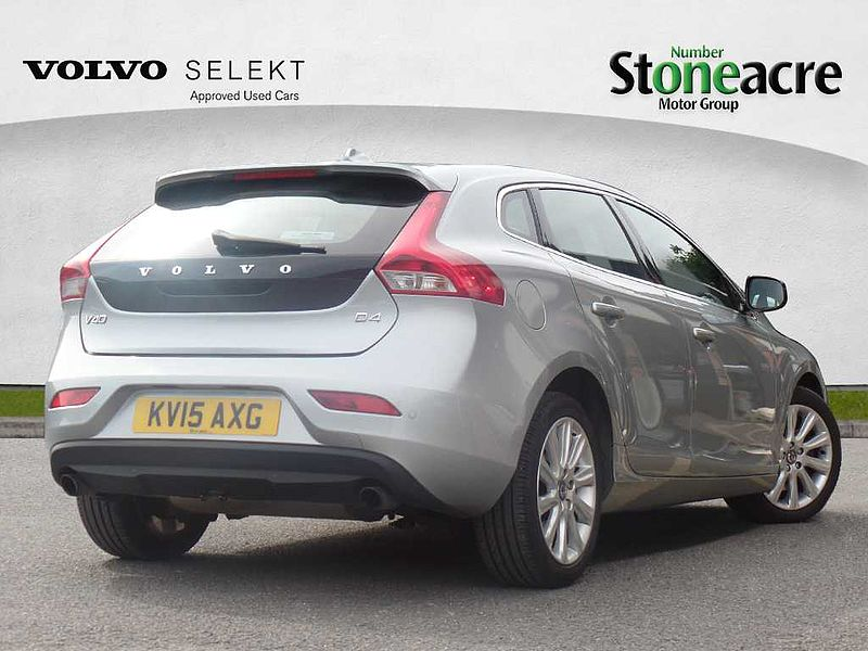 Volvo V40 D4M SE Lux Nav Navigation, Winter Pack, Tempa Wheel